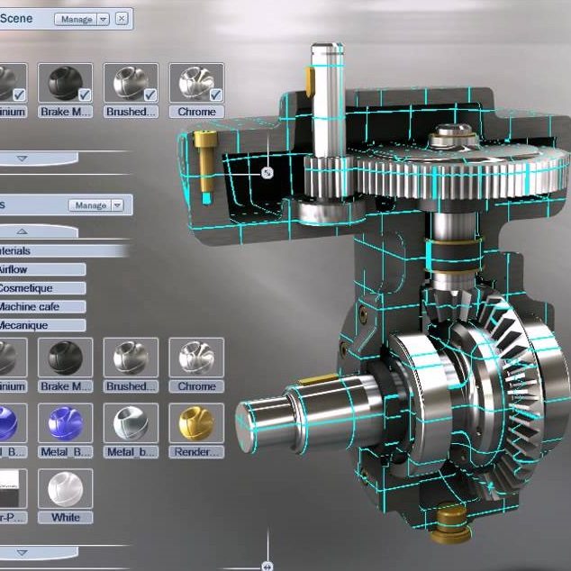 Mechanical CAD design Training