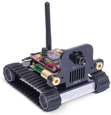 ultrasonic sensor based path finder robot