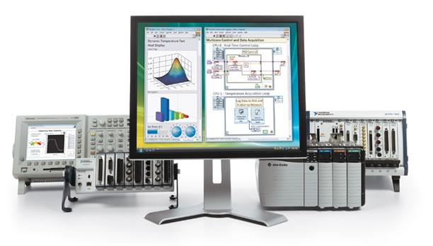 implementation of scada in industries using wireless technologies
